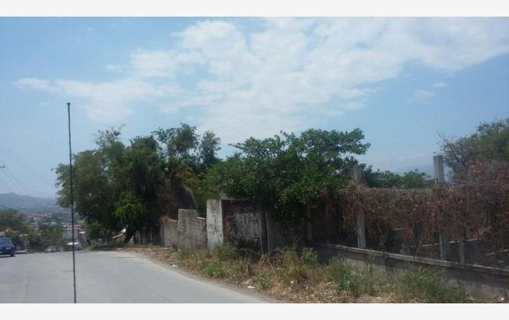 Foto de terreno habitacional en venta en  nonumber, lomas del oriente, tuxtla guti?rrez, chiapas, 1765572 No. 03