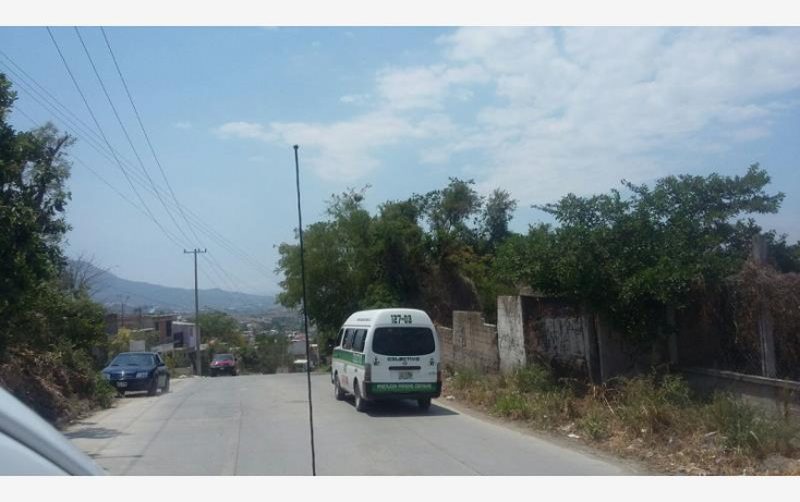 Foto de terreno habitacional en venta en  nonumber, lomas del oriente, tuxtla guti?rrez, chiapas, 1765572 No. 04