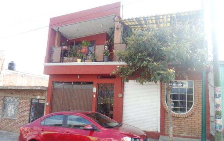 Foto de casa en venta en  nonumber, lomas del pedregal, morelia, michoacán de ocampo, 1938120 No. 01