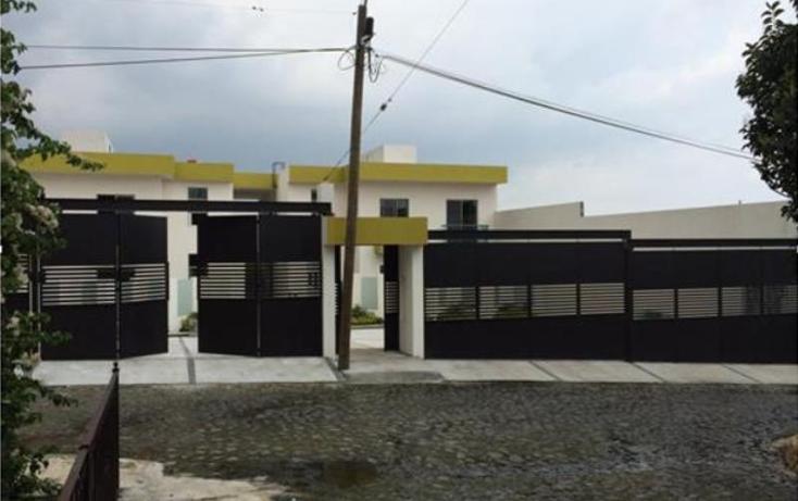 Foto de departamento en venta en  nonumber, lomas verdes de ahuatepec, cuernavaca, morelos, 846045 No. 12