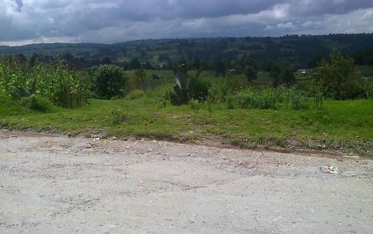 Foto de terreno habitacional en venta en  nonumber, los arana, villa del carbón, méxico, 1526984 No. 06