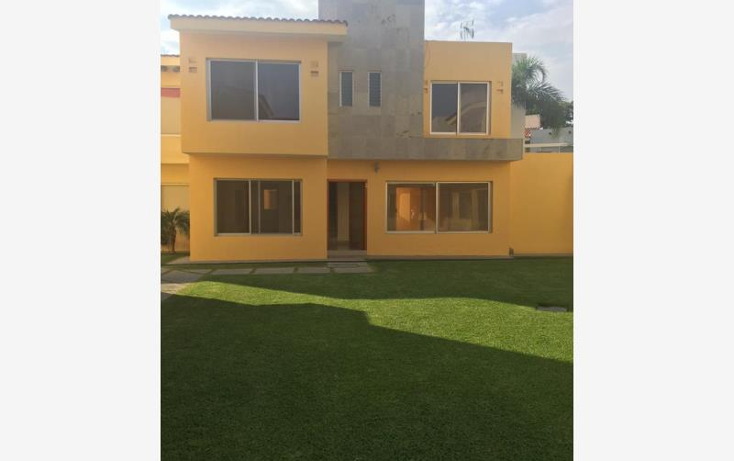 Foto de casa en venta en  nonumber, los cizos, cuernavaca, morelos, 386213 No. 01