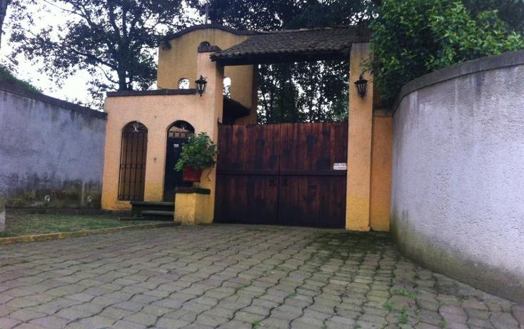 Foto de rancho en venta en  nonumber, los domínguez, villa del carbón, méxico, 972383 No. 01