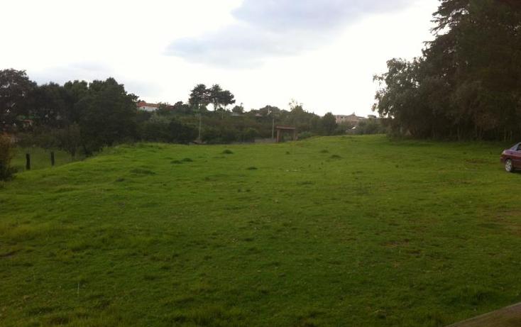 Foto de rancho en venta en  nonumber, los domínguez, villa del carbón, méxico, 972383 No. 03