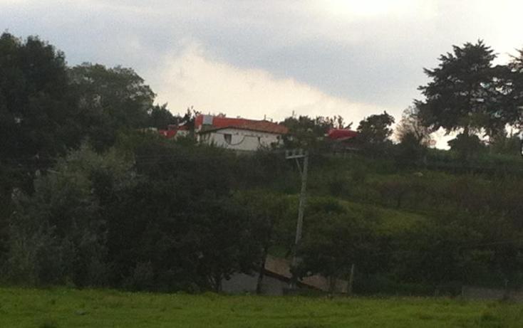 Foto de rancho en venta en  nonumber, los domínguez, villa del carbón, méxico, 972383 No. 14