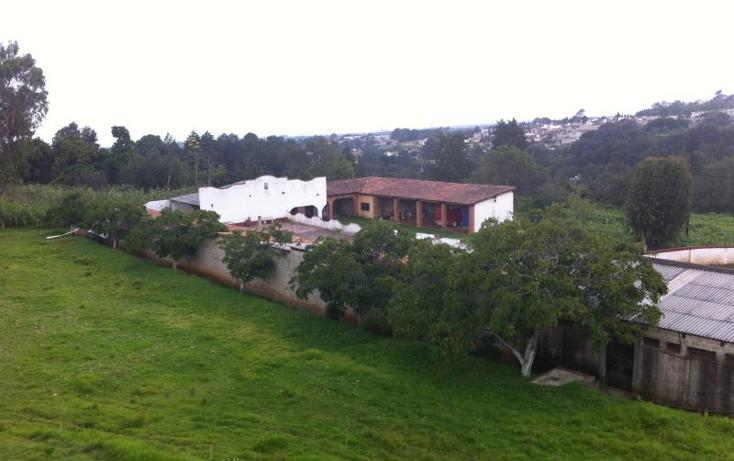 Foto de rancho en venta en  nonumber, los domínguez, villa del carbón, méxico, 972383 No. 20