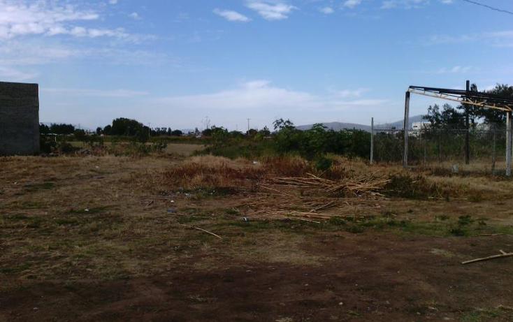 Foto de terreno comercial en venta en  nonumber, los espinos, zamora, michoacán de ocampo, 701278 No. 01