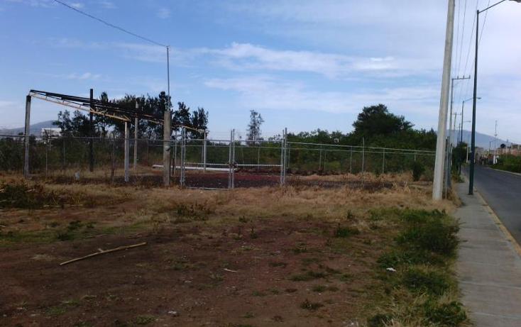 Foto de terreno comercial en venta en  nonumber, los espinos, zamora, michoacán de ocampo, 701278 No. 02