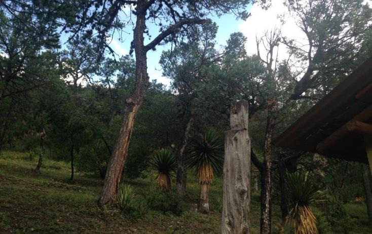 Foto de rancho en venta en  nonumber, los lirios, arteaga, coahuila de zaragoza, 582390 No. 16