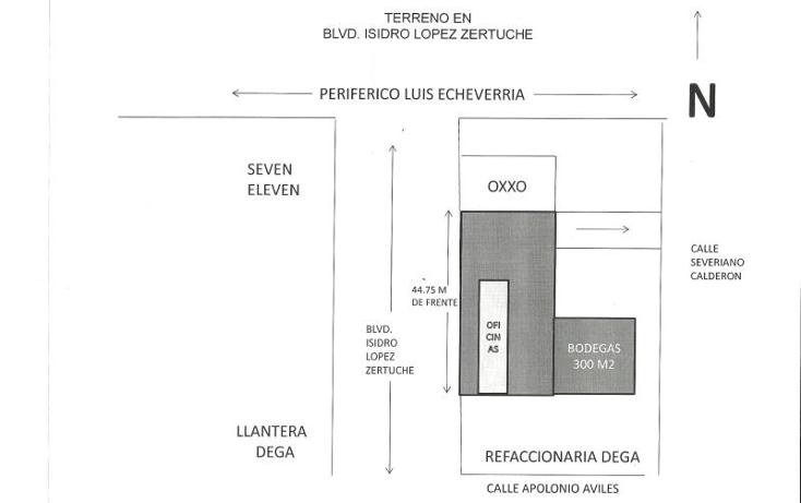 Foto de bodega en venta en  nonumber, los maestros, saltillo, coahuila de zaragoza, 1987596 No. 11
