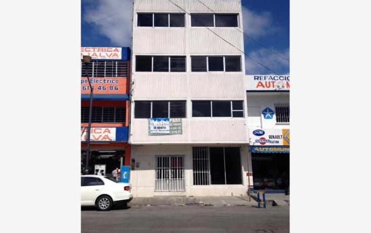 Foto de edificio en renta en  nonumber, los milagros, tuxtla guti?rrez, chiapas, 585709 No. 01