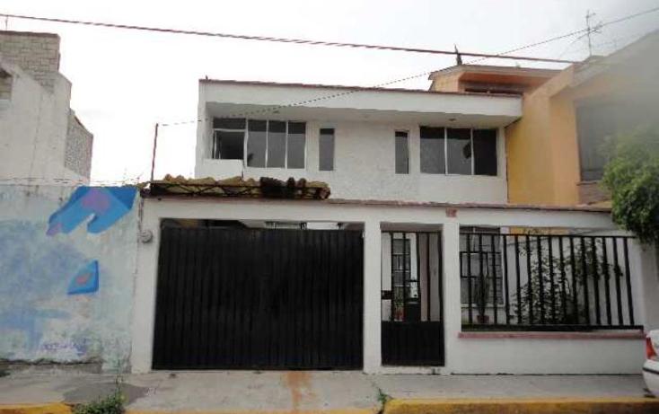 Foto de departamento en renta en  nonumber, los morales 1a sección, cuautitlán, méxico, 1319149 No. 01