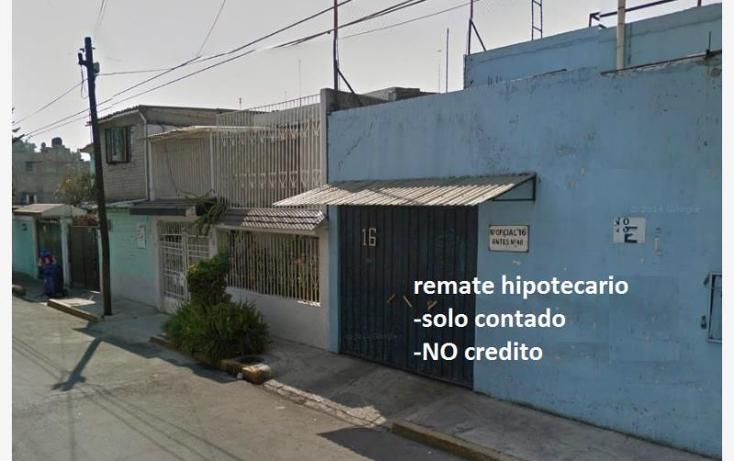 Foto de casa en venta en  nonumber, los olivos, tl?huac, distrito federal, 721007 No. 03