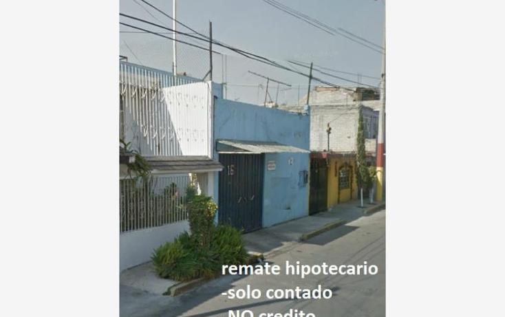 Foto de casa en venta en  nonumber, los olivos, tl?huac, distrito federal, 721007 No. 04
