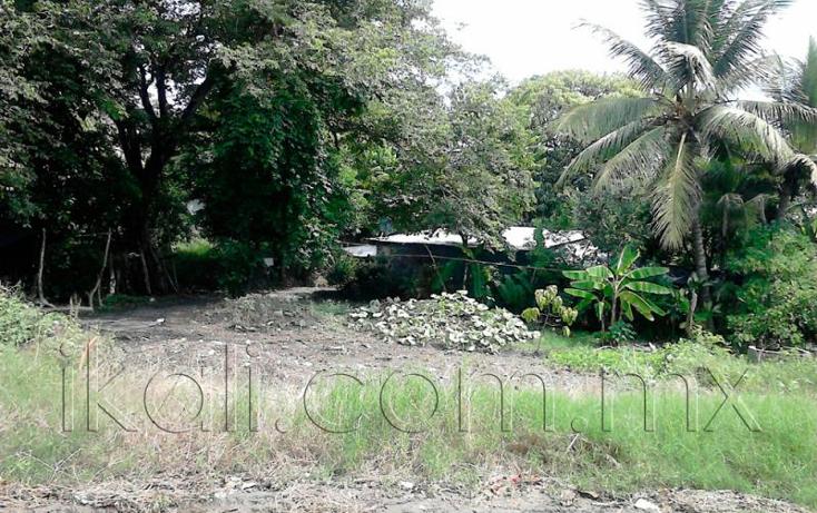 Foto de terreno habitacional en venta en  nonumber, los pinos, tuxpan, veracruz de ignacio de la llave, 1632686 No. 01