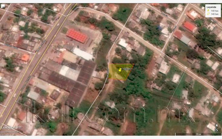 Foto de terreno habitacional en venta en  nonumber, los pinos, tuxpan, veracruz de ignacio de la llave, 1632686 No. 04