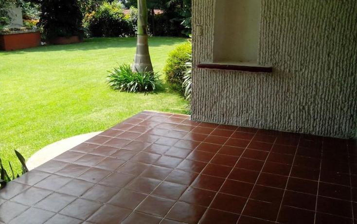 Foto de casa en renta en  nonumber, los volcanes, cuernavaca, morelos, 1393359 No. 10
