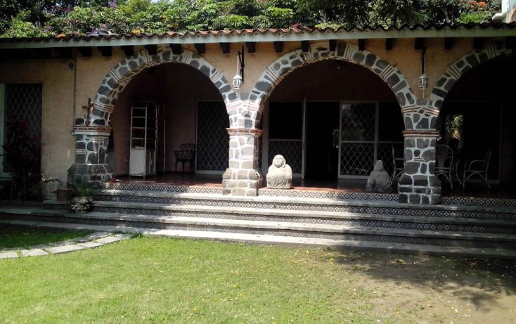 Foto de casa en venta en  nonumber, los volcanes, cuernavaca, morelos, 1393373 No. 02