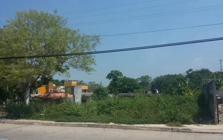 Foto de terreno habitacional en venta en  nonumber, macultepec, centro, tabasco, 1304933 No. 01