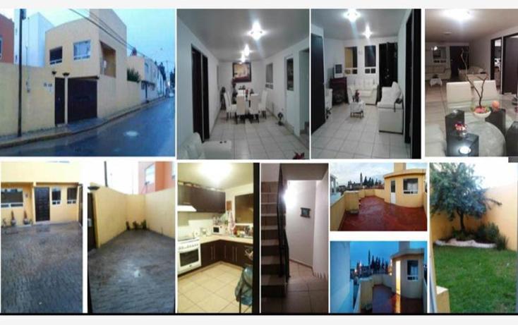 Foto de casa en venta en  nonumber, magdalena, metepec, méxico, 1360945 No. 01