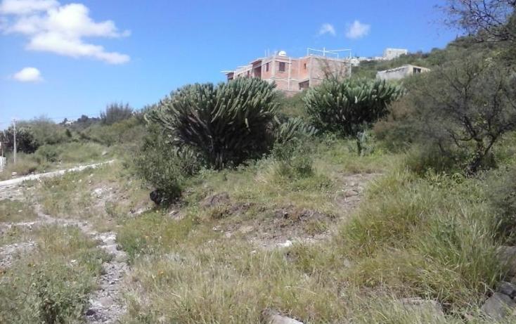 Foto de terreno habitacional en venta en  nonumber, menchaca i, quer?taro, quer?taro, 966813 No. 05