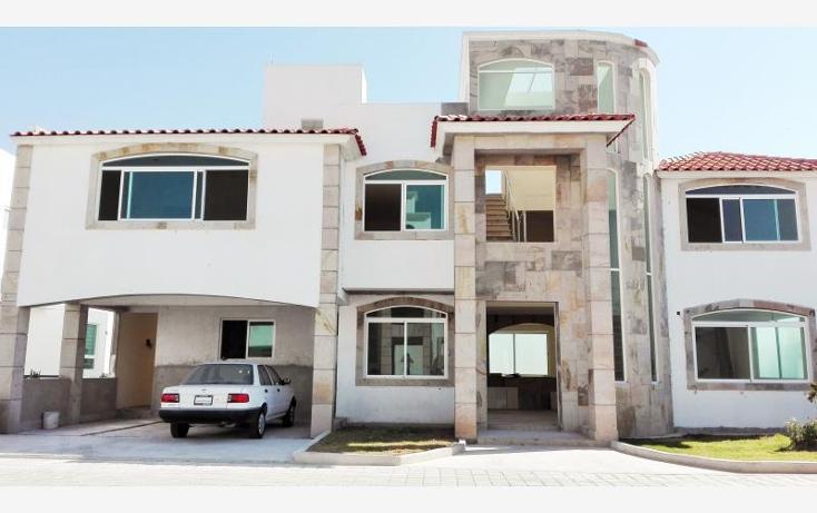 Foto de casa en venta en  nonumber, metepec centro, metepec, m?xico, 1634760 No. 01
