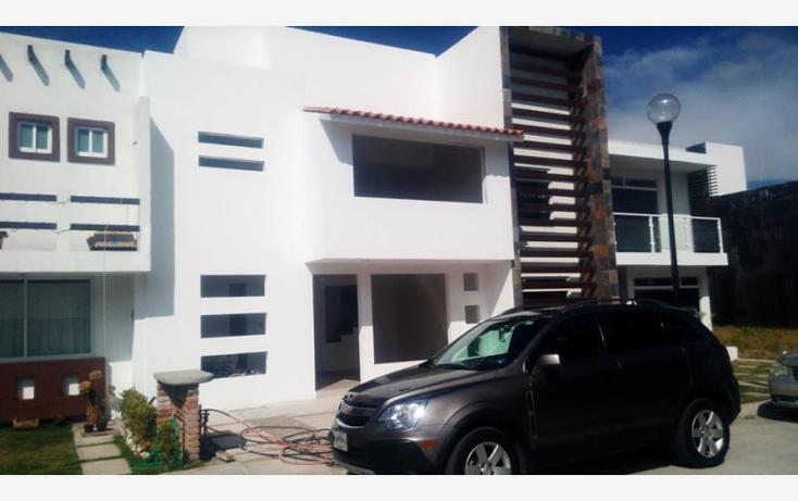 Foto de casa en venta en  nonumber, metepec centro, metepec, m?xico, 1634848 No. 01