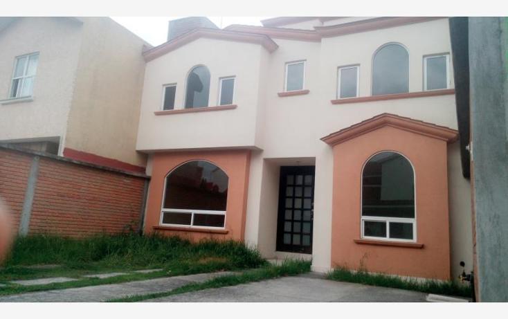 Foto de casa en venta en  nonumber, metepec centro, metepec, m?xico, 1635078 No. 01
