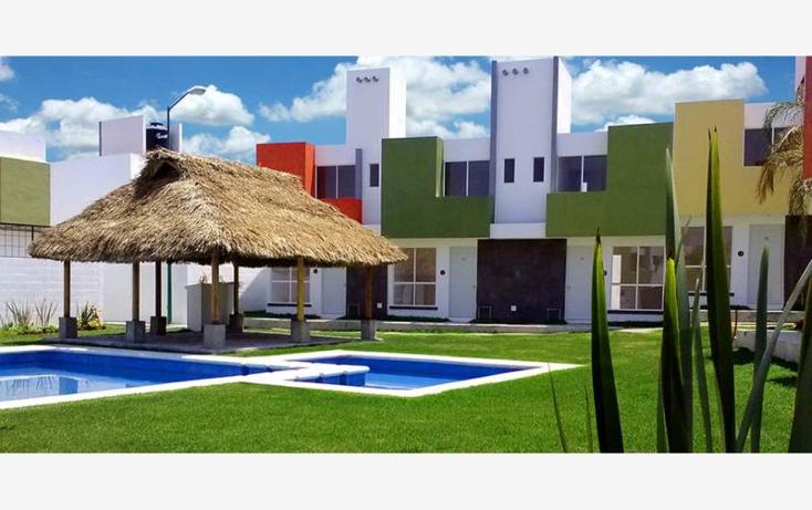 Foto de casa en venta en  nonumber, modesto rangel, emiliano zapata, morelos, 703397 No. 01