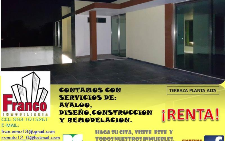 Foto de casa en renta en  nonumber, morelos, comalcalco, tabasco, 1313083 No. 03