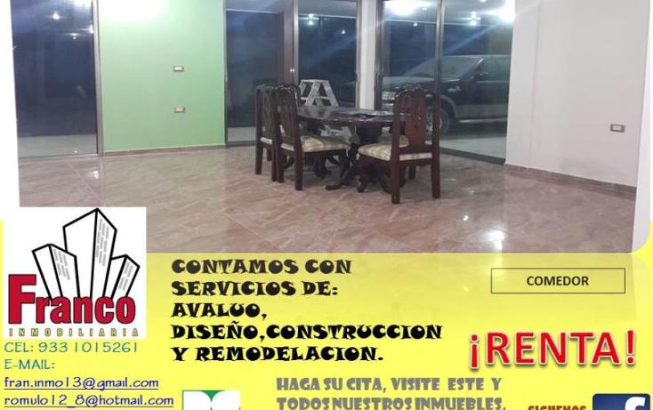 Foto de casa en renta en  nonumber, morelos, comalcalco, tabasco, 1313083 No. 06