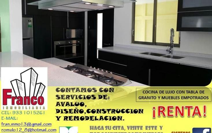 Foto de casa en renta en  nonumber, morelos, comalcalco, tabasco, 1313083 No. 07