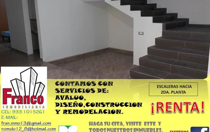 Foto de casa en renta en  nonumber, morelos, comalcalco, tabasco, 1313083 No. 09