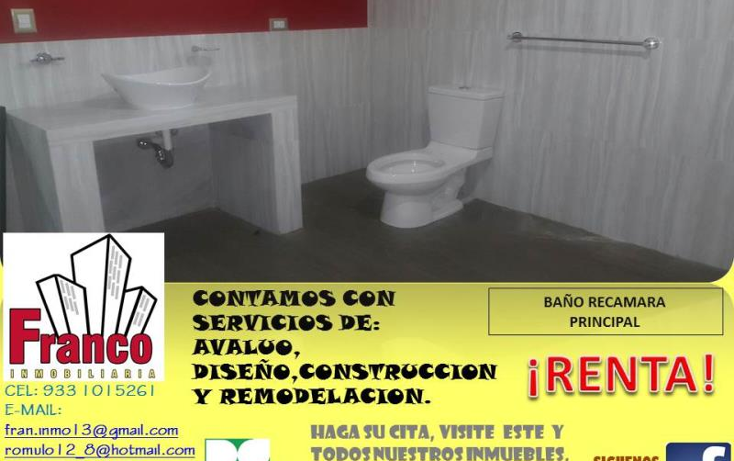 Foto de casa en renta en  nonumber, morelos, comalcalco, tabasco, 1313083 No. 11