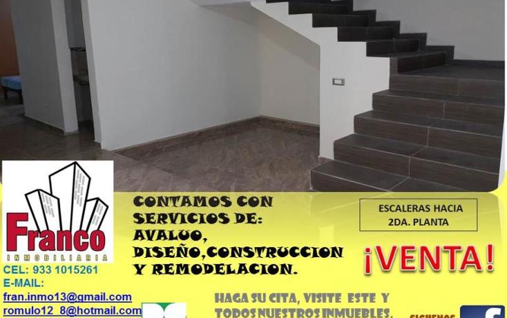 Foto de casa en venta en  nonumber, morelos, comalcalco, tabasco, 1994348 No. 09