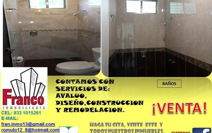 Foto de casa en venta en  nonumber, morelos, comalcalco, tabasco, 1994348 No. 10