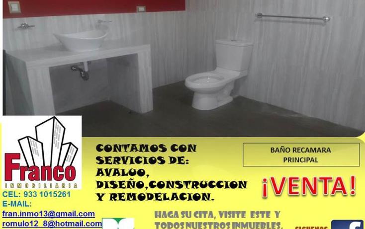 Foto de casa en venta en  nonumber, morelos, comalcalco, tabasco, 1994348 No. 11