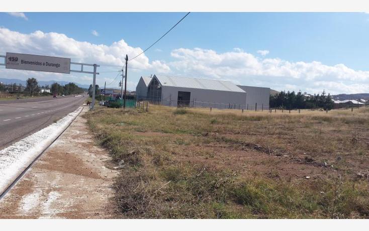 Foto de terreno industrial en venta en  nonumber, morelos, durango, durango, 602221 No. 13