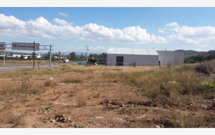 Foto de terreno industrial en venta en  nonumber, morelos, durango, durango, 602221 No. 14
