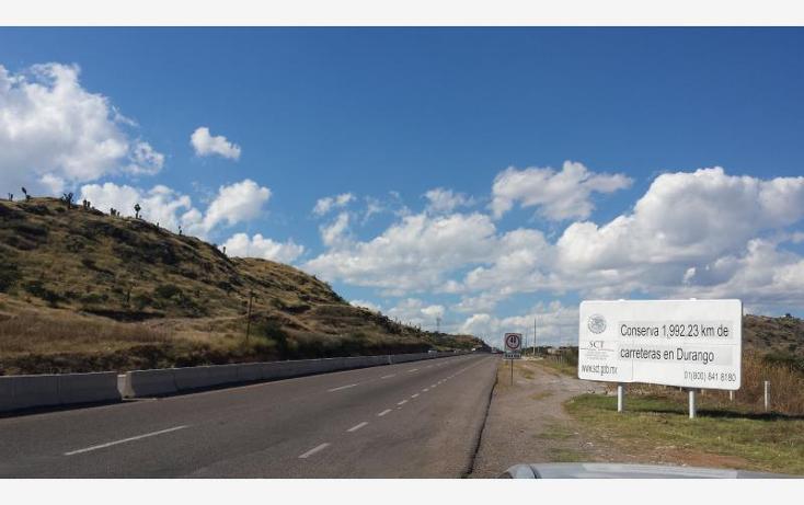 Foto de terreno industrial en venta en  nonumber, morelos, durango, durango, 602221 No. 16