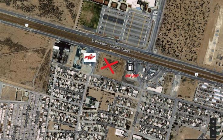 Foto de terreno industrial en venta en  nonumber, municipio libre, ju?rez, chihuahua, 1222613 No. 01