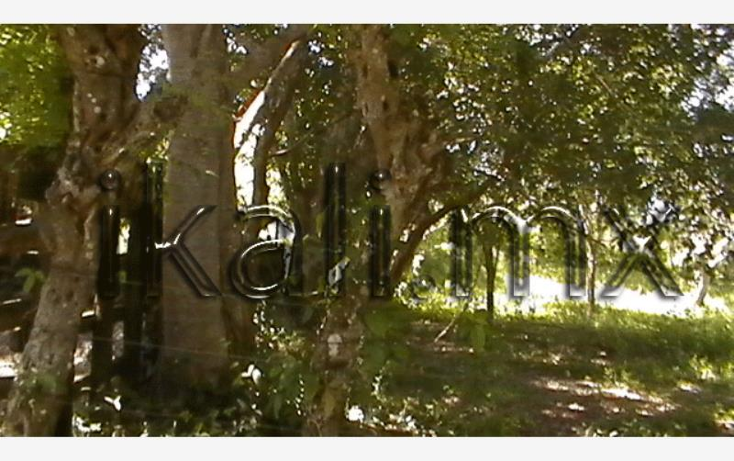 Foto de terreno habitacional en venta en  nonumber, nalua, tuxpan, veracruz de ignacio de la llave, 584013 No. 03