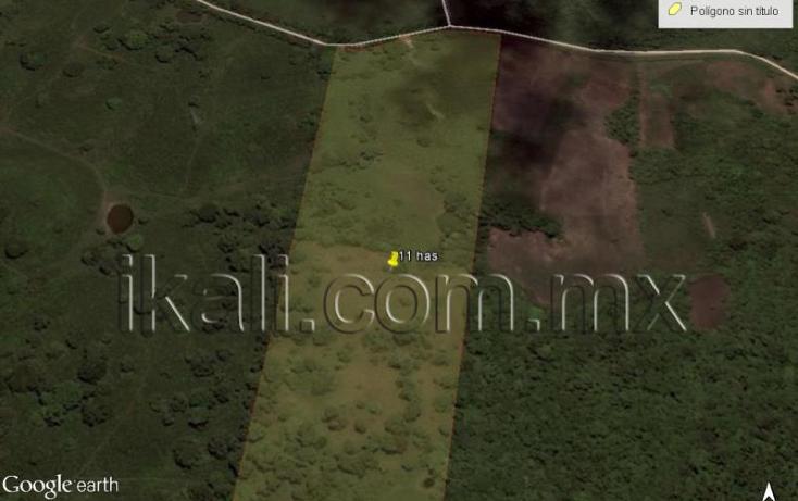 Foto de terreno habitacional en venta en  nonumber, nalua, tuxpan, veracruz de ignacio de la llave, 584013 No. 09