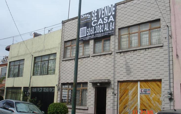 Foto de casa en venta en  nonumber, nueva santa maria, azcapotzalco, distrito federal, 1607008 No. 01