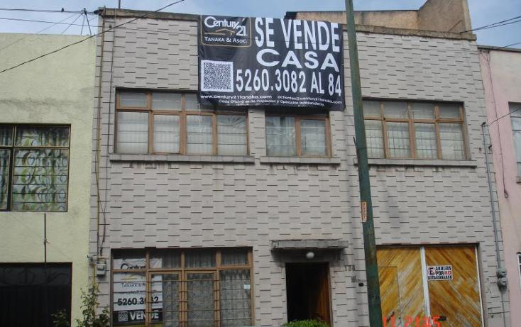 Foto de casa en venta en  nonumber, nueva santa maria, azcapotzalco, distrito federal, 1607008 No. 02