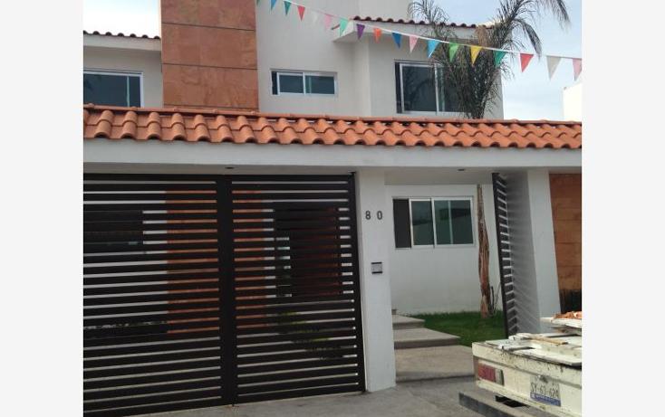 Foto de casa en venta en  nonumber, nuevo juriquilla, quer?taro, quer?taro, 2042670 No. 02