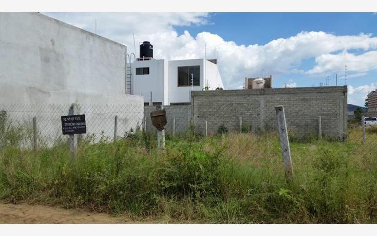 Foto de terreno habitacional en venta en  nonumber, nuevo m?xico, san jacinto amilpas, oaxaca, 1547244 No. 01