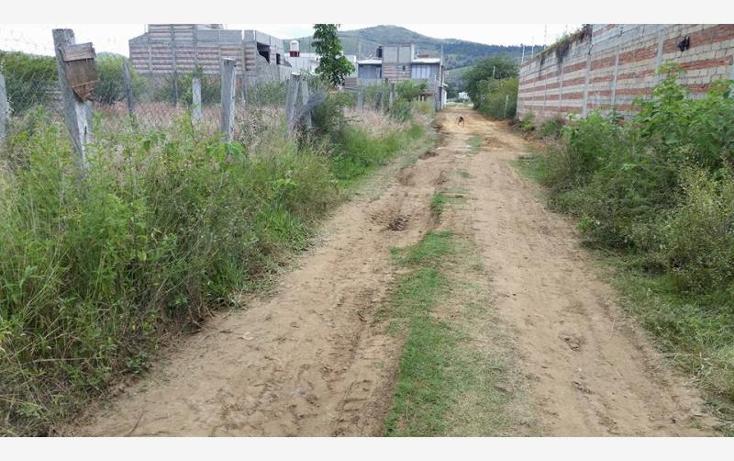 Foto de terreno habitacional en venta en  nonumber, nuevo m?xico, san jacinto amilpas, oaxaca, 1547244 No. 06