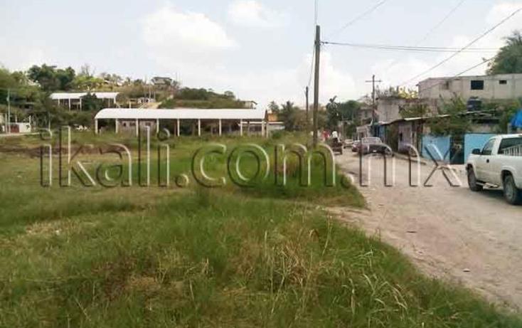 Foto de terreno habitacional en venta en  nonumber, obrera, tuxpan, veracruz de ignacio de la llave, 1218113 No. 01