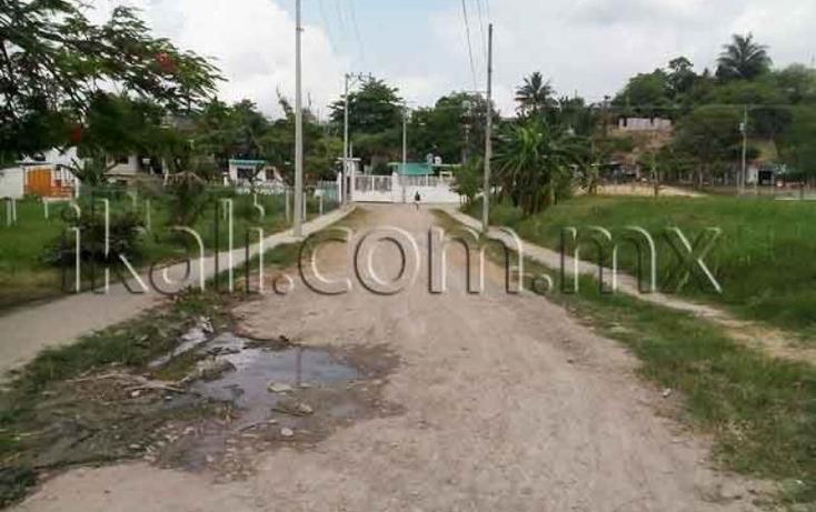 Foto de terreno habitacional en venta en  nonumber, obrera, tuxpan, veracruz de ignacio de la llave, 1218113 No. 04